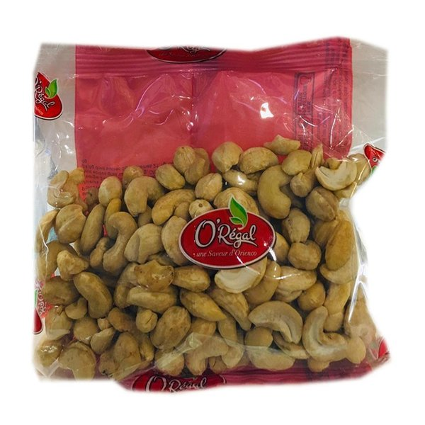 Noix de cajou O'Regal 250g -  كاجو نيء اوريجال