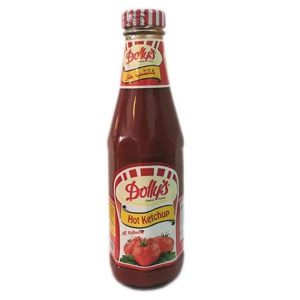 Ketchup Dollus 340ml - كاتشب حار
