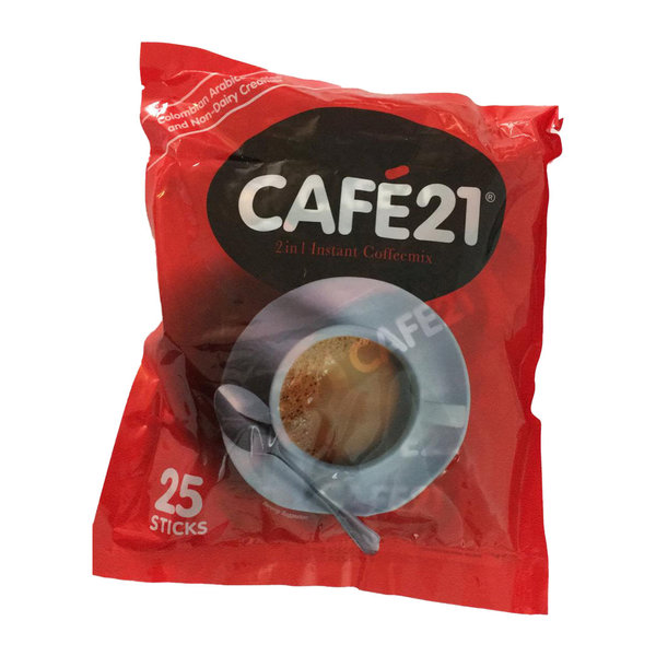 Nescafe 2in1 Strong 25Sticks - نسكافيه 2ب1