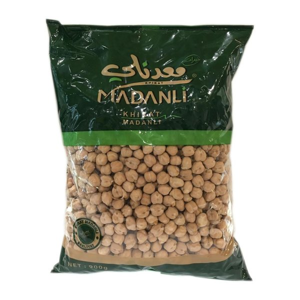 Pois chiches Madanli 900g - حمص معدنلي