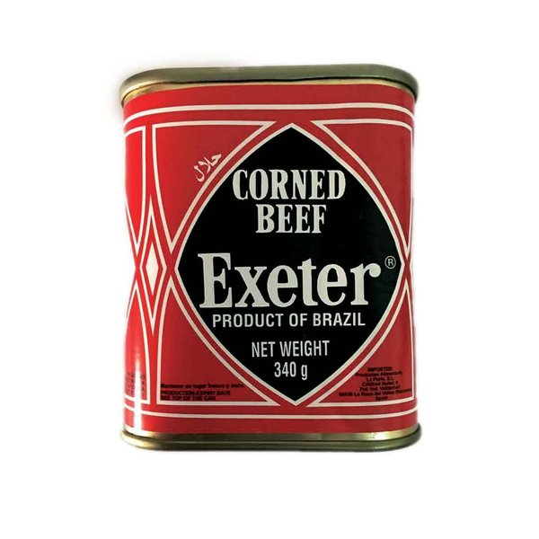 Luncheon Meat Poeuf exeter 340g - لانشون لحم بقر حلال
