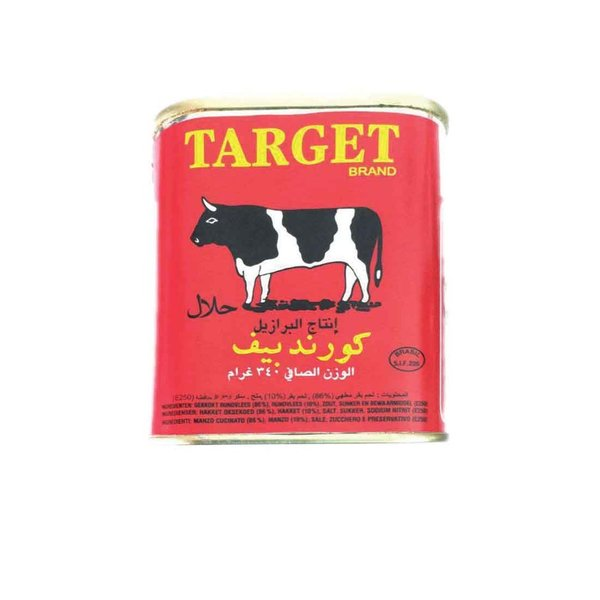Target Luncheon Meat Poeuf 340g - لانشون لحم بقر تارغت